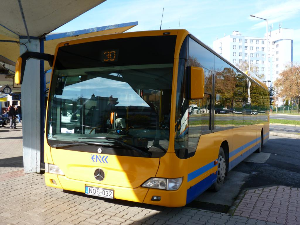 Венгрия, Mercedes-Benz O530 Citaro LE MÜ № NOS-032