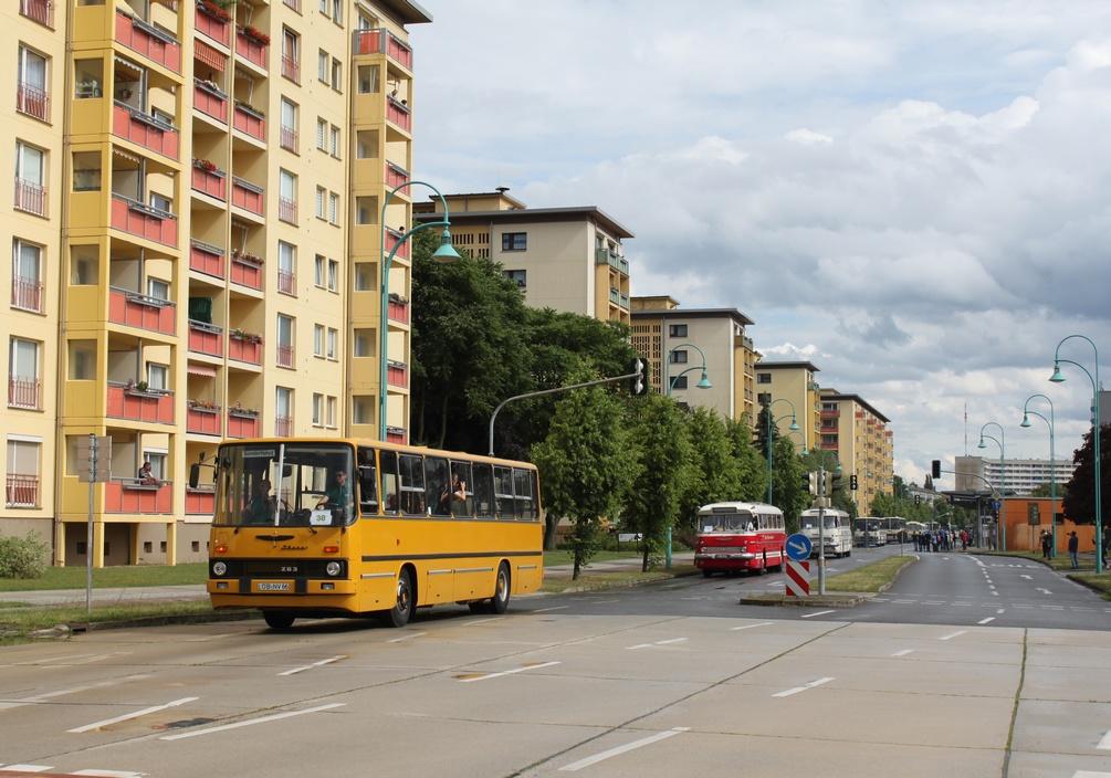 Germany, Ikarus 263.01 # 66