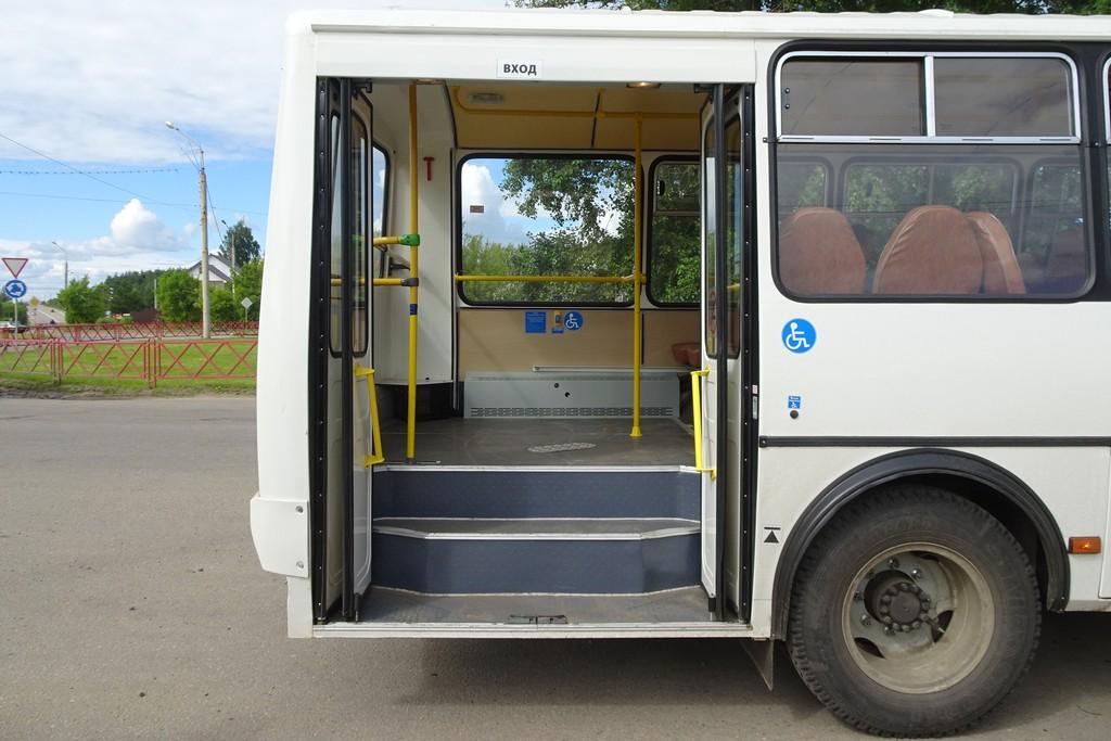 Yaroslavl region, VSA30331 (PAZ-4234) # 081