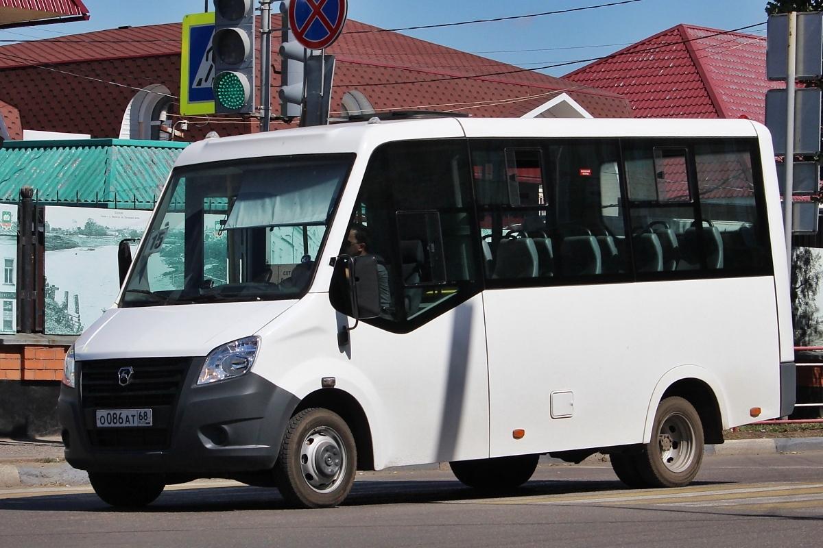 Тамбовская область, ГАЗ-A64R42 Next № О 086 АТ 68
