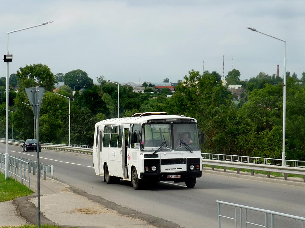 Vitebsk region, PAZ-4234 (00, T0, K0, B0) # 55255