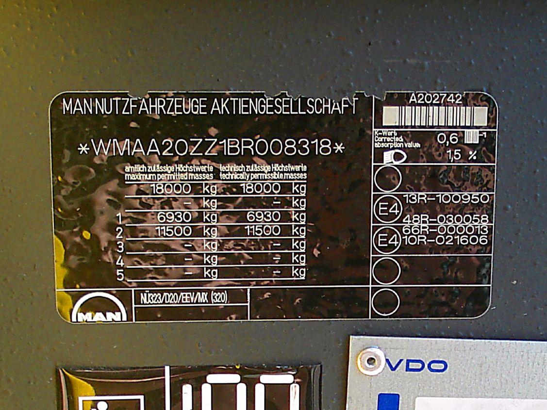 Germany, MAN A20 Lion's City Ü NÜ323 # SB-A 5683