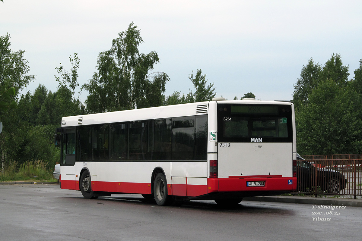 Lithuania, MAN A21 NL313 # 9313
