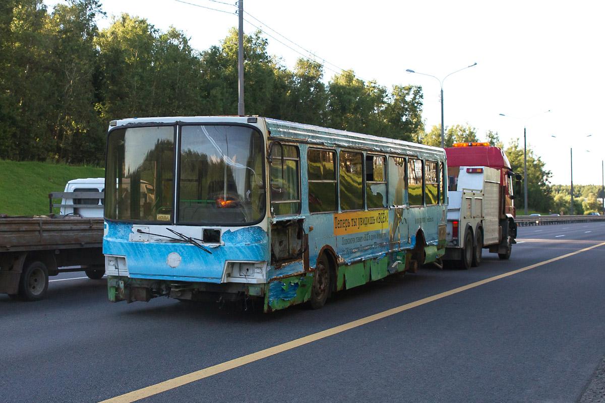 Moscow region, LiAZ-5256.25-11 # 144