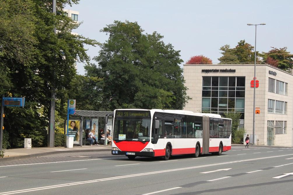 Germany, Mercedes-Benz O530 Citaro G # WIT-OK 98