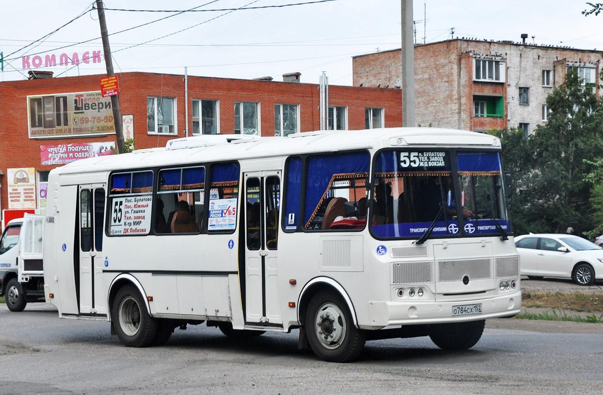 Omsk region, PAZ-4234-04 (E0, C0, N0) # 3005