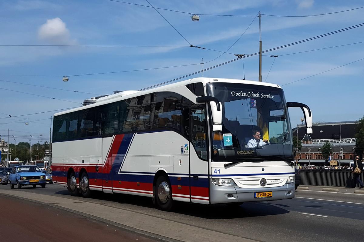 Netherlands, Mercedes-Benz Tourismo M/3 16RHD-II # 41