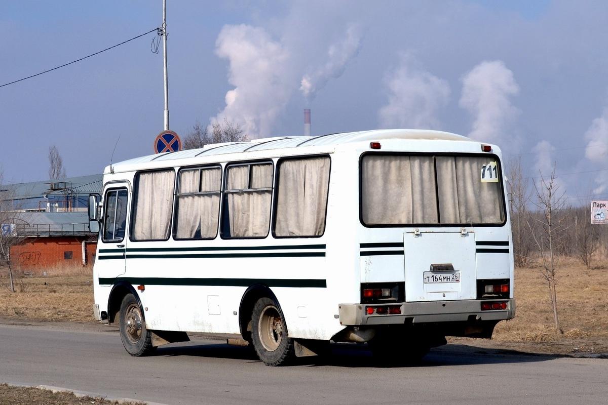 Stavropol region, PAZ-32053 (30, E0, C0, B0) # Т 164 МН 26