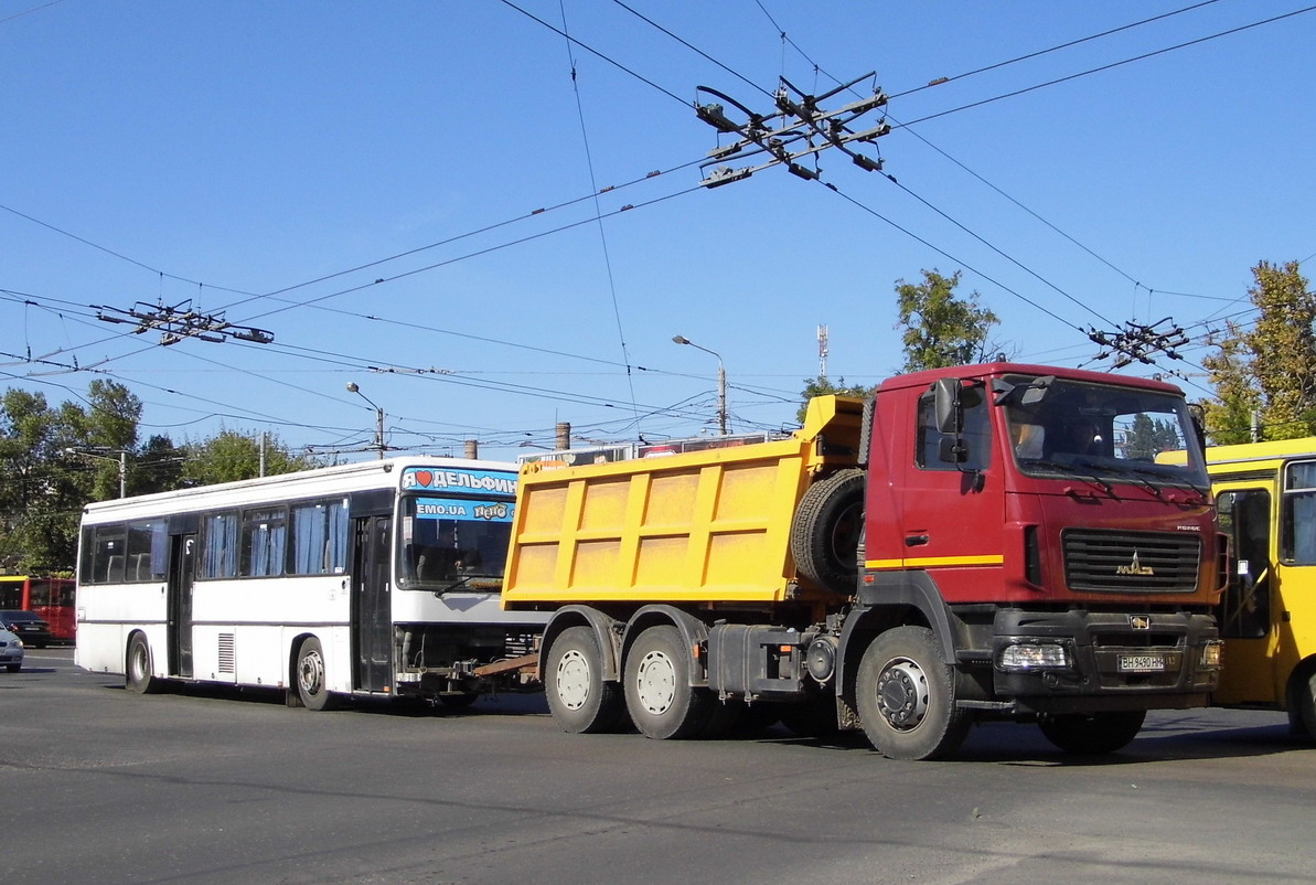 Odessa region, Renault Tracer # ВН 4008 АА; Odessa region — Miscellaneous photos