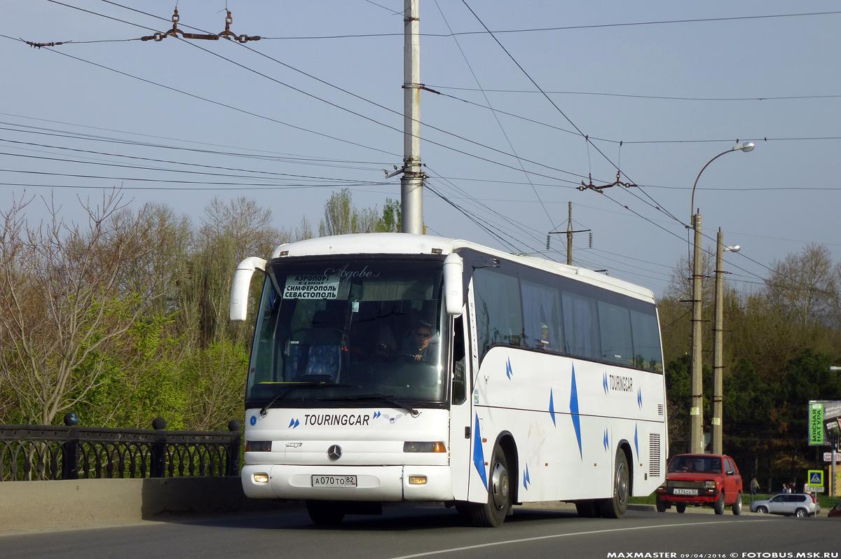 Севастополь, Noge Touring Star 3.45/12 № 1
