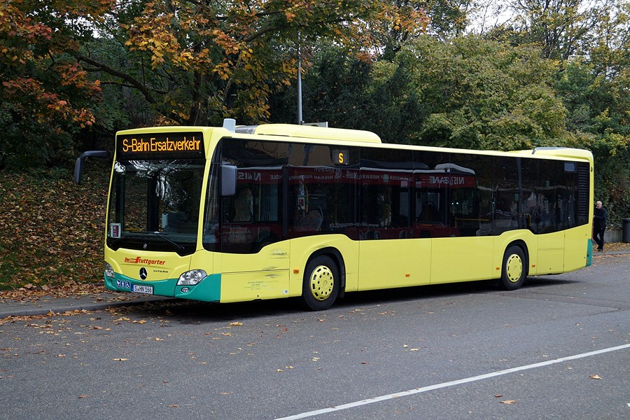 Germany, Mercedes-Benz O530 Citaro # 66