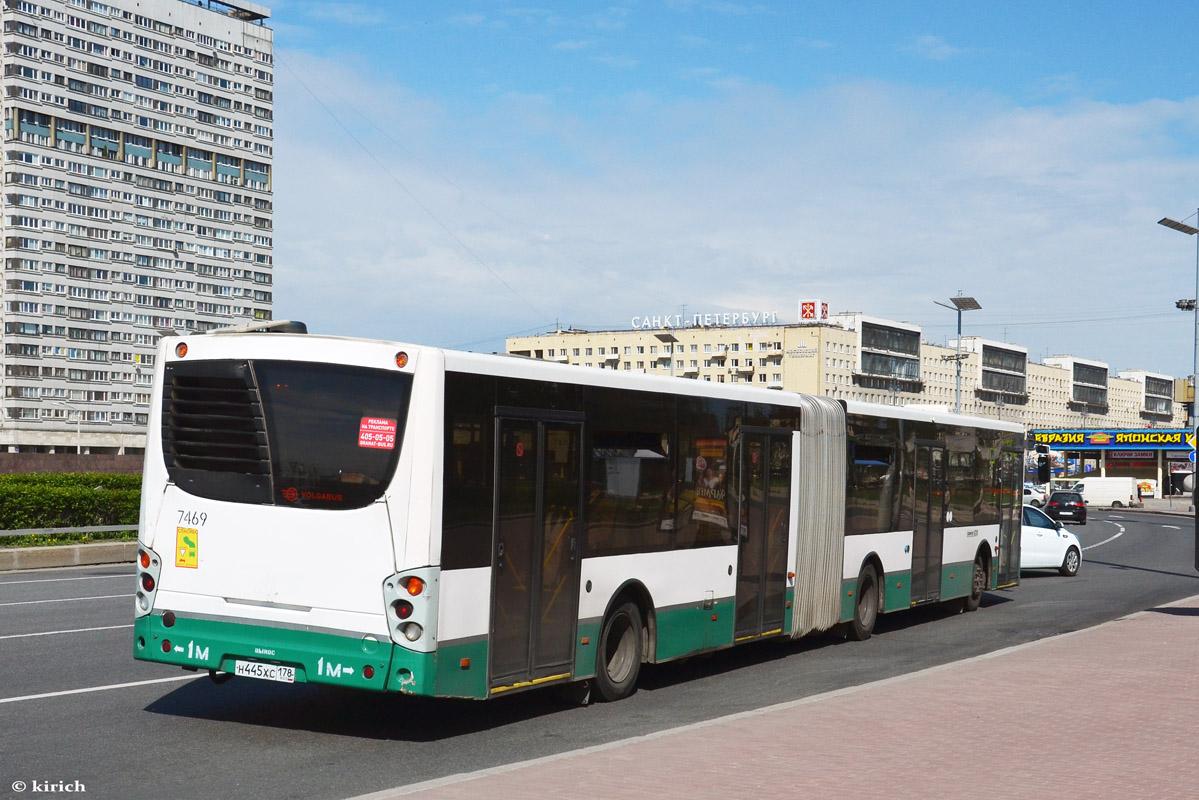 Saint-Petersburg, Volgabus-6271.00 # 7469