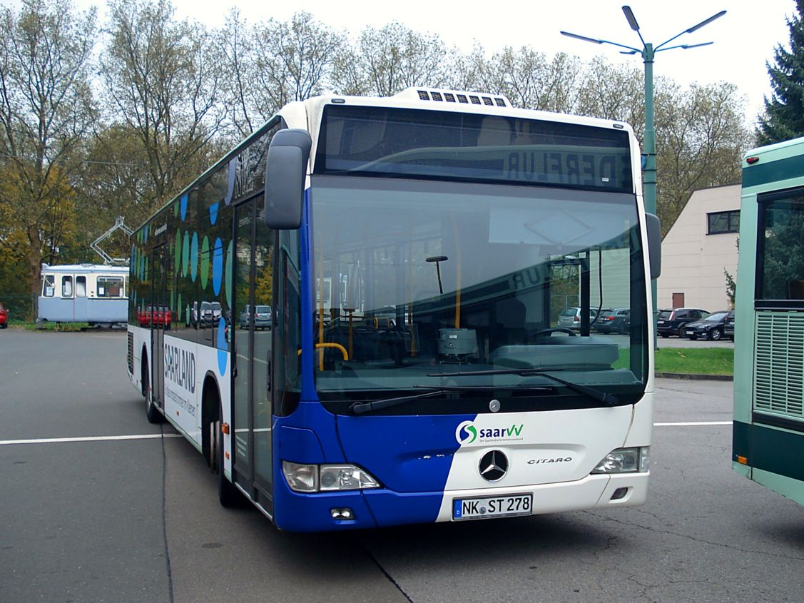 Germany, Mercedes-Benz O530 Citaro # 278