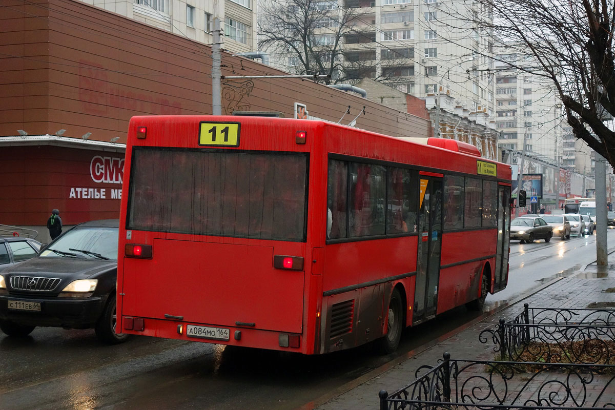 Saratov region, Mercedes-Benz O405 # А 084 МО 164