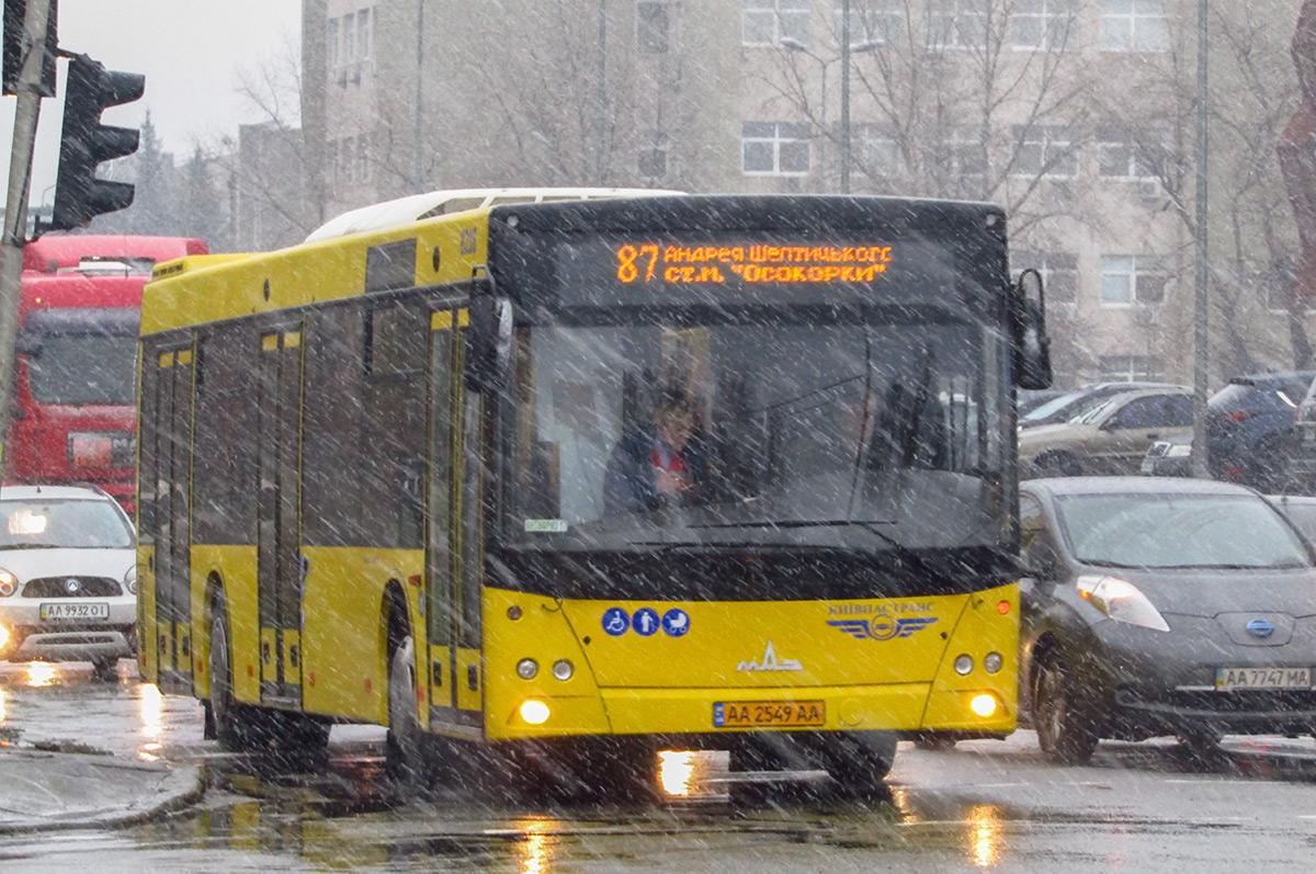 Киев, МАЗ-203.069 № 8218