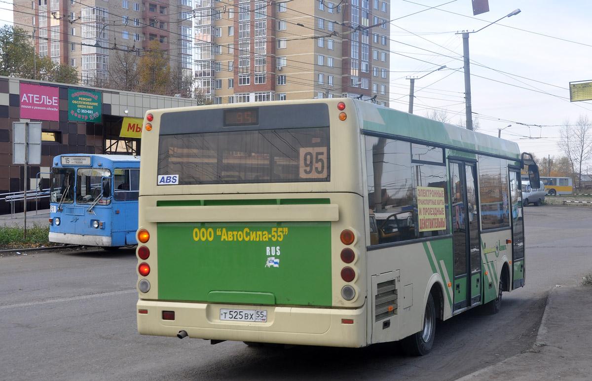 Omsk region, PAZ-3237 # 2016