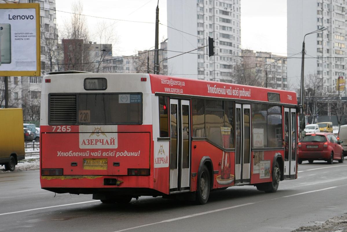 Kyiv, MAZ-103.065 # 7265