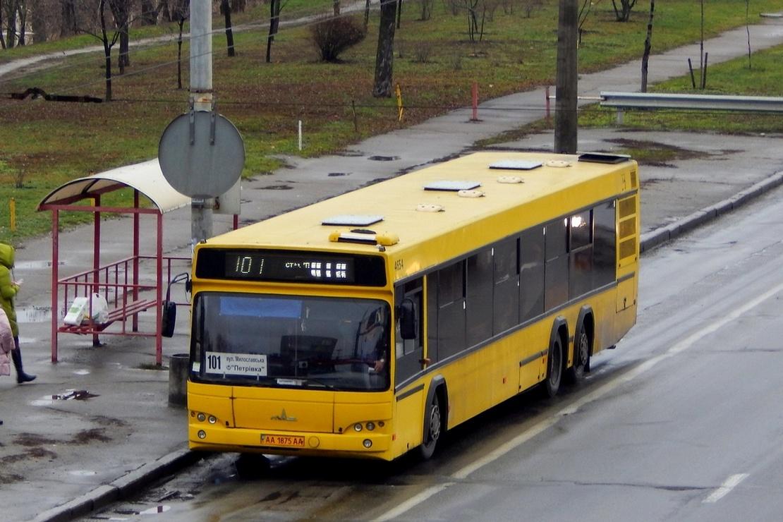 Киев, МАЗ-107.467 № 4654