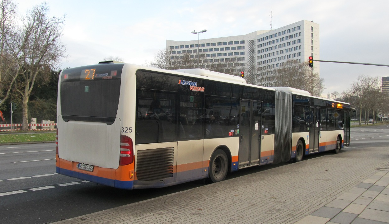 Germany, Mercedes-Benz O530 Citaro G # 325