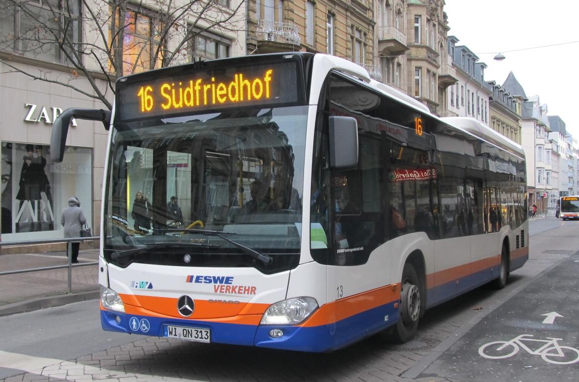 Germany, Mercedes-Benz O530 Citaro LE # 13