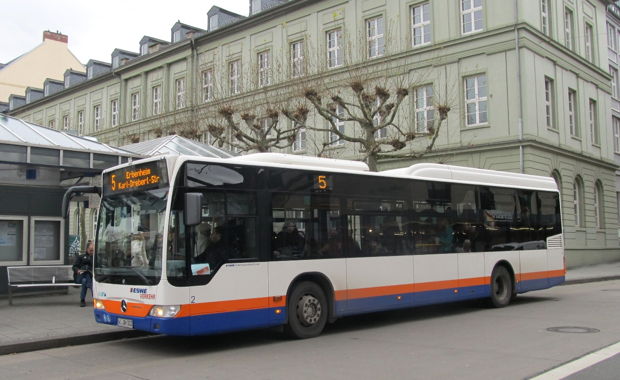 Germany, Mercedes-Benz O530 Citaro LE # 2