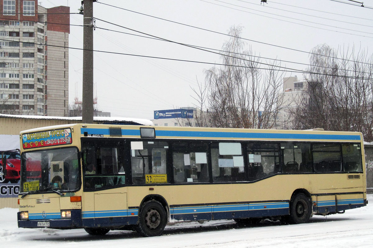 Perm region, Mercedes-Benz O405N2 # В 961 ХР 159