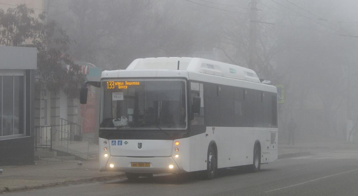 Севастополь, НефАЗ-5299-40-51 (5299UP) № ХМ 109 77