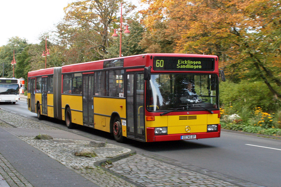 Germany, Mercedes-Benz O405GN # 27