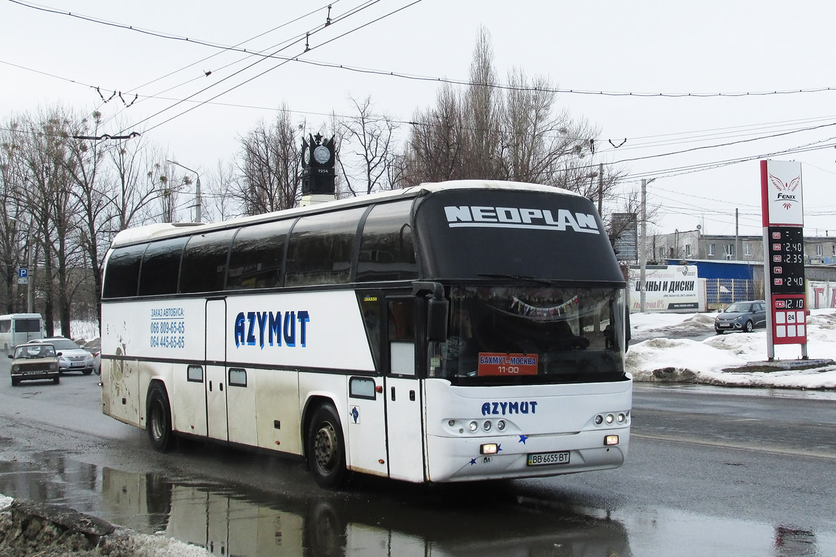 Луганская область, Neoplan N116 Cityliner № ВВ 6655 ВТ