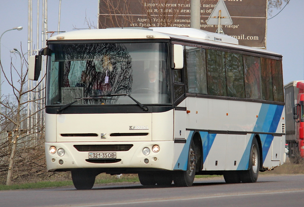 Odessa region, Karosa LC936XE.1038 # 321-35 ОВ