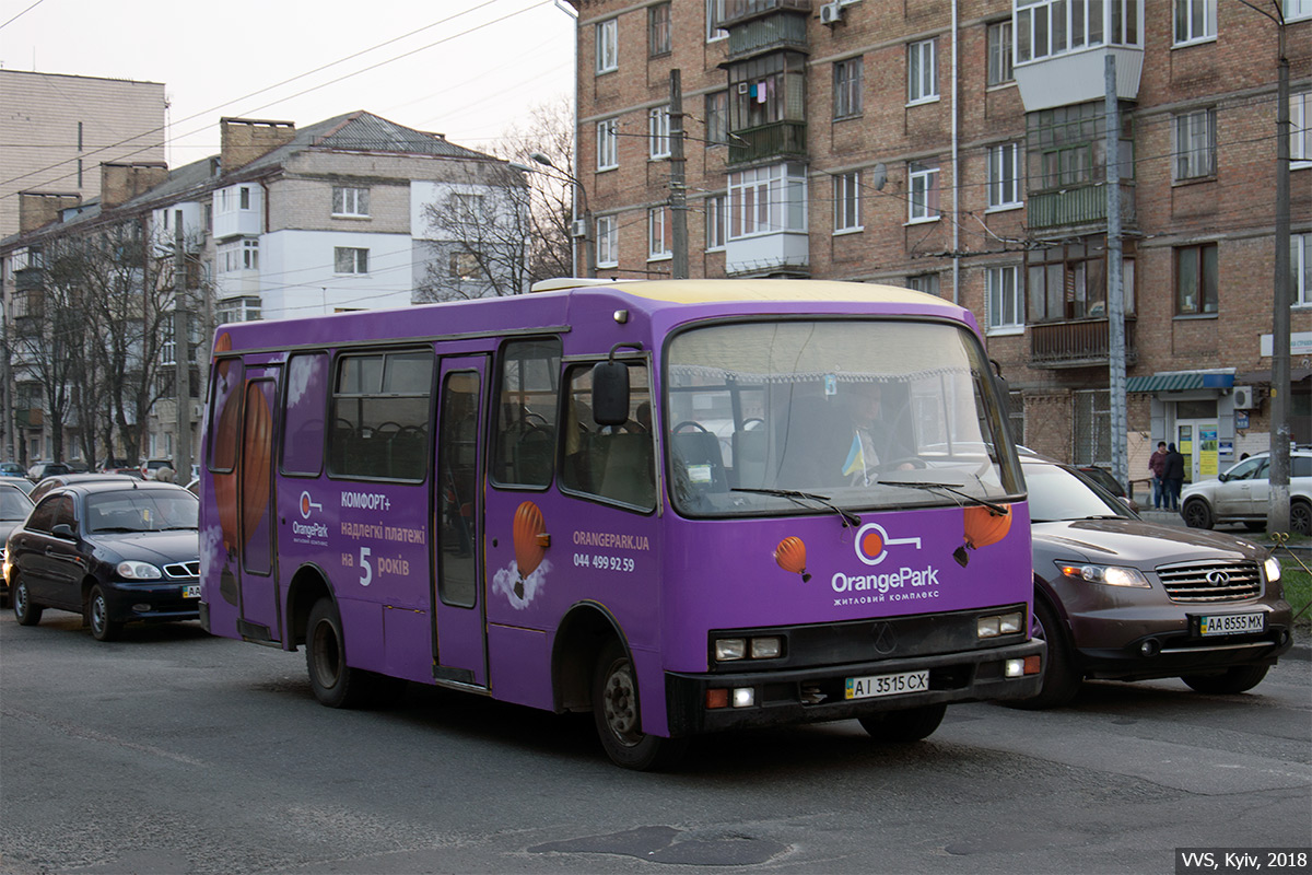 Киев, Богдан А091 (Y99-C39) № АІ 3515 СХ