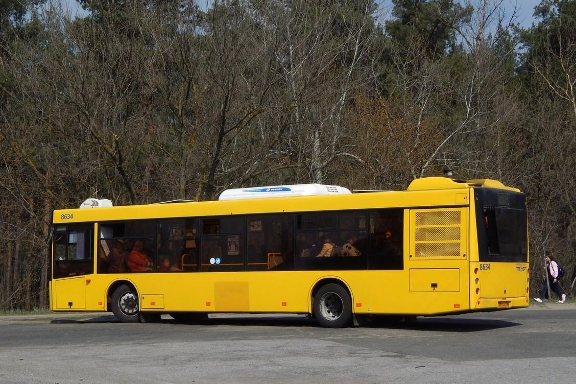 Киев, МАЗ-203.069 № 8634