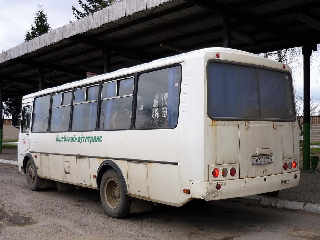 Vitebsk region, PAZ-R 4234 # АК 1513-2
