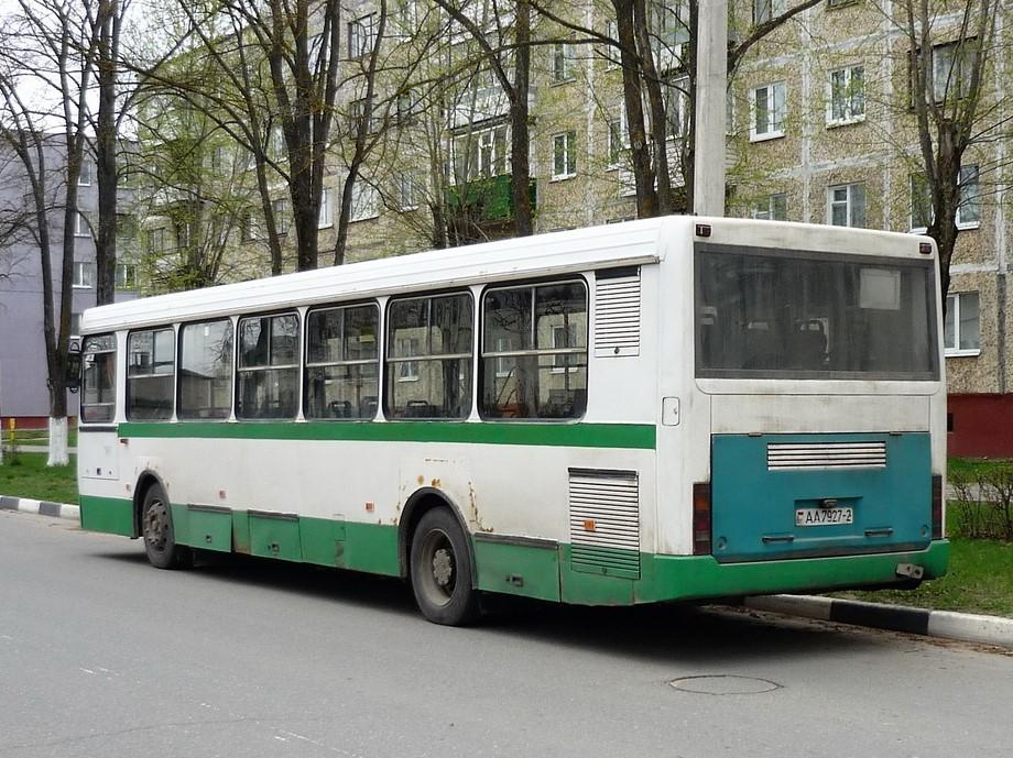 Vitebsk region, Neman-5201 # АА 7927-2
