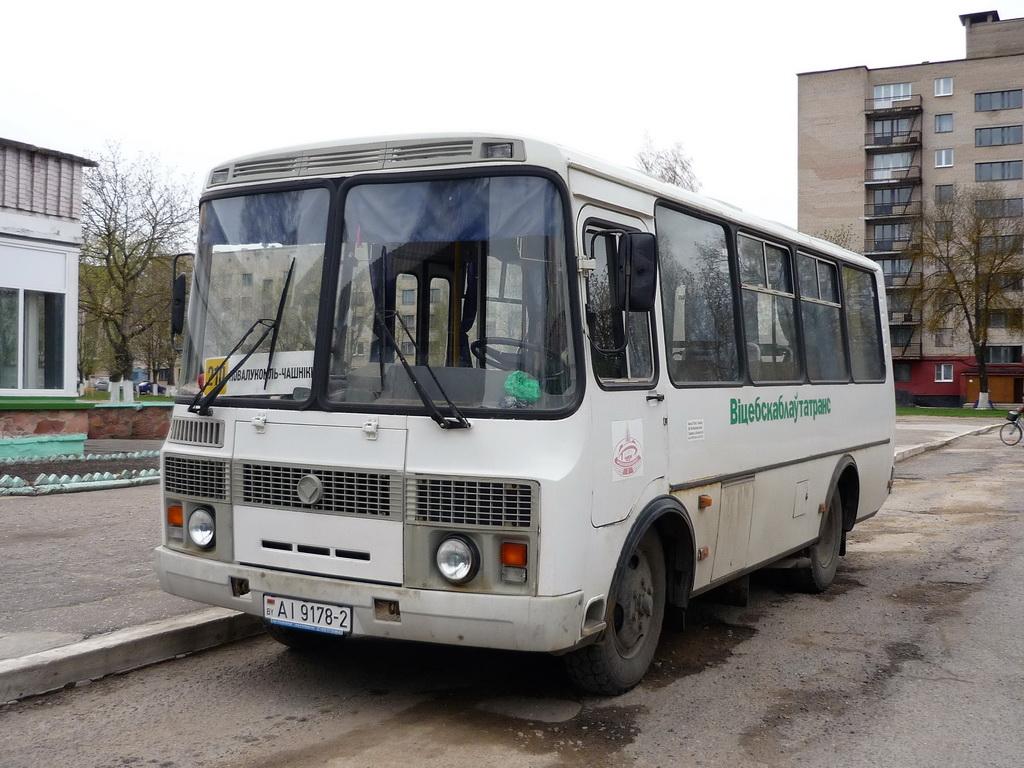 Vitebsk region, PAZ-R 32053 # АІ 9178-2