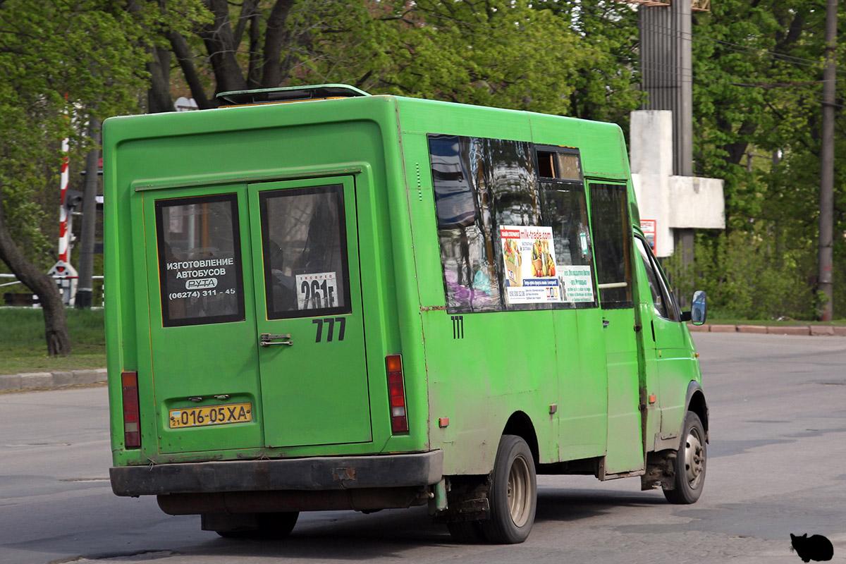 Kharkov region, Ruta SPV-17 # 777