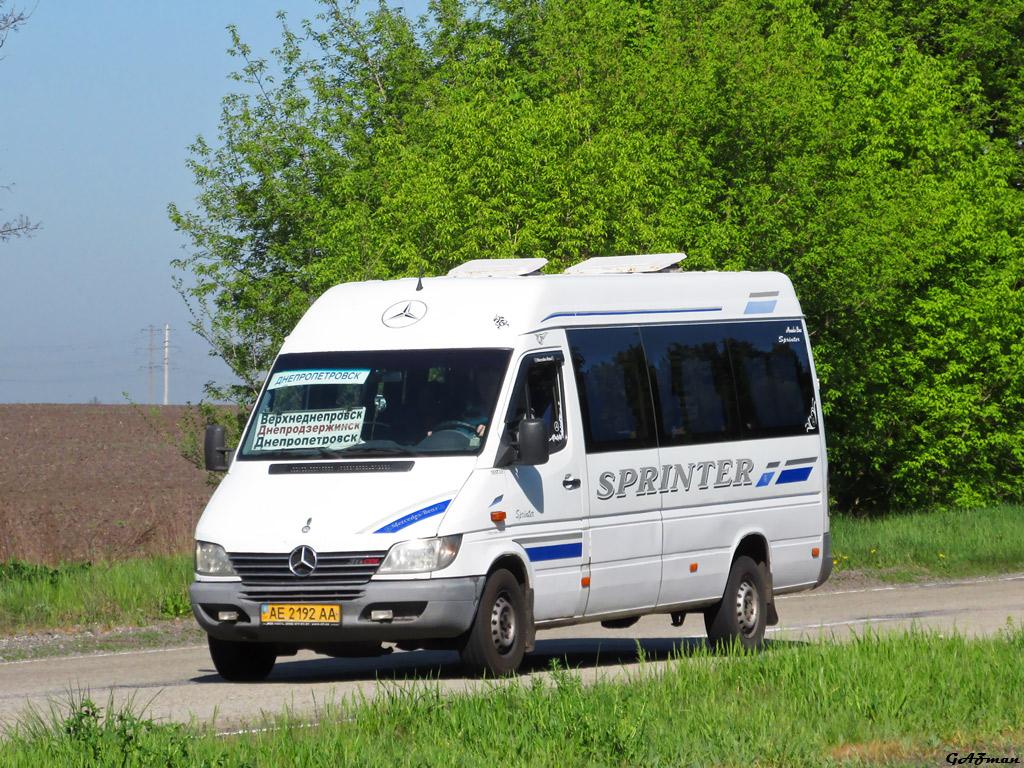 Dnepropetrovsk region, Mercedes-Benz Sprinter 311CDI # АЕ 2192 АА