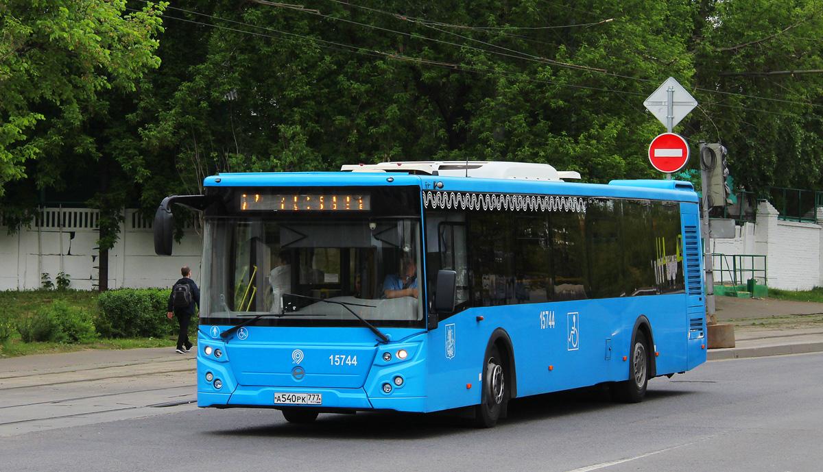 Москва, ЛиАЗ-5292.22 (2-2-2) № 040879