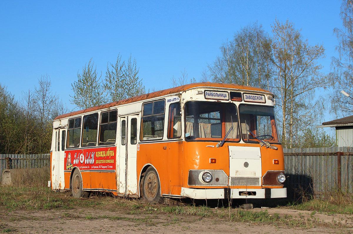 Архангельская область, ЛиАЗ-677М № АА 938 29
