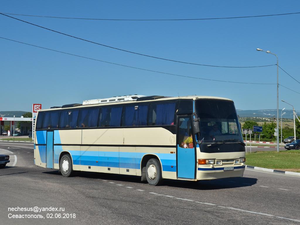 Republic of Crimea, Delta Star 501 # М 404 ЕЕ 10