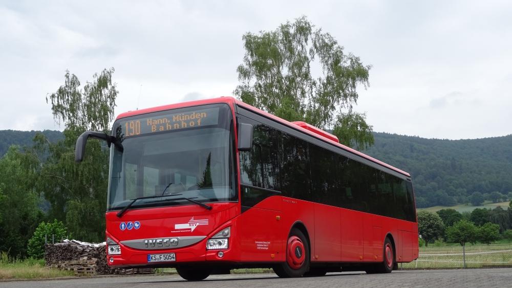 Germany, IVECO Crossway LE City 12M # KS-F 5054