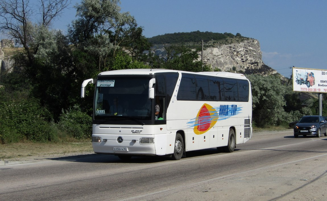 Севастополь, Mercedes-Benz O350-15RHD Tourismo № В 456 РА 82
