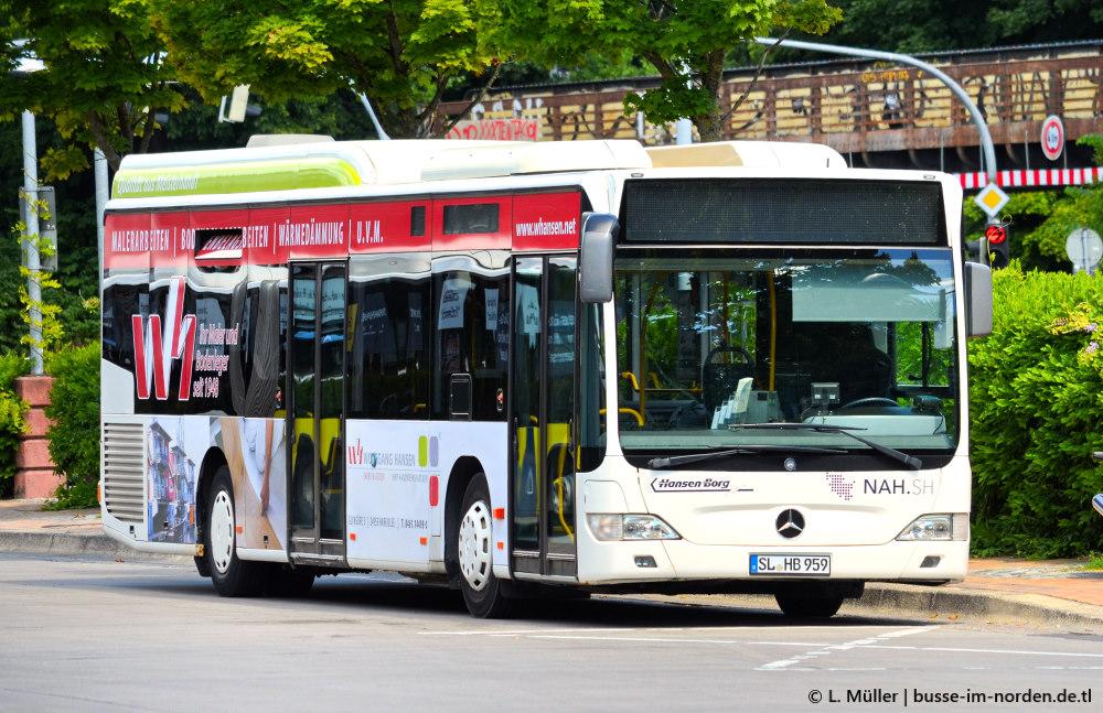 Germany, Mercedes-Benz O530 Citaro LE # SL-HB 959