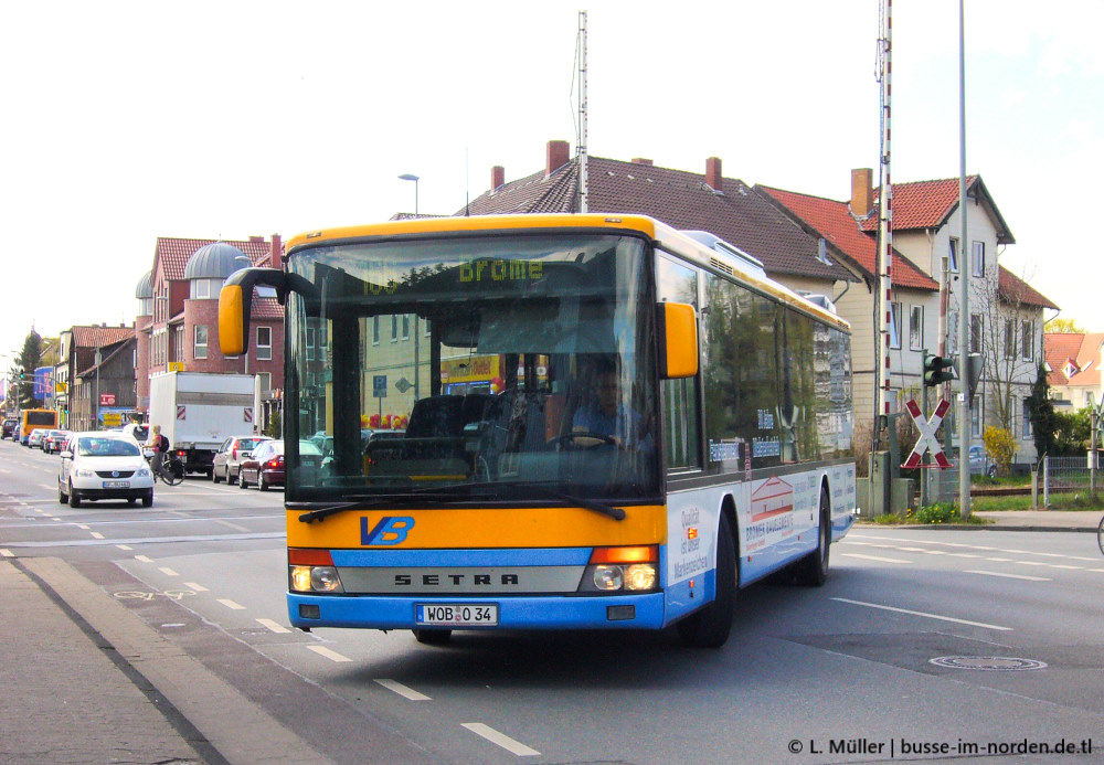Germany, Setra S315NF # 34