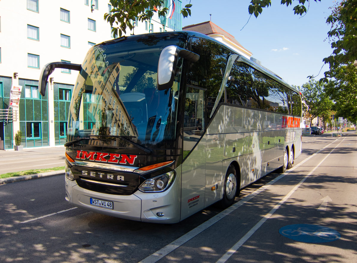 Germany, Setra S516HDH # WST-WI 48