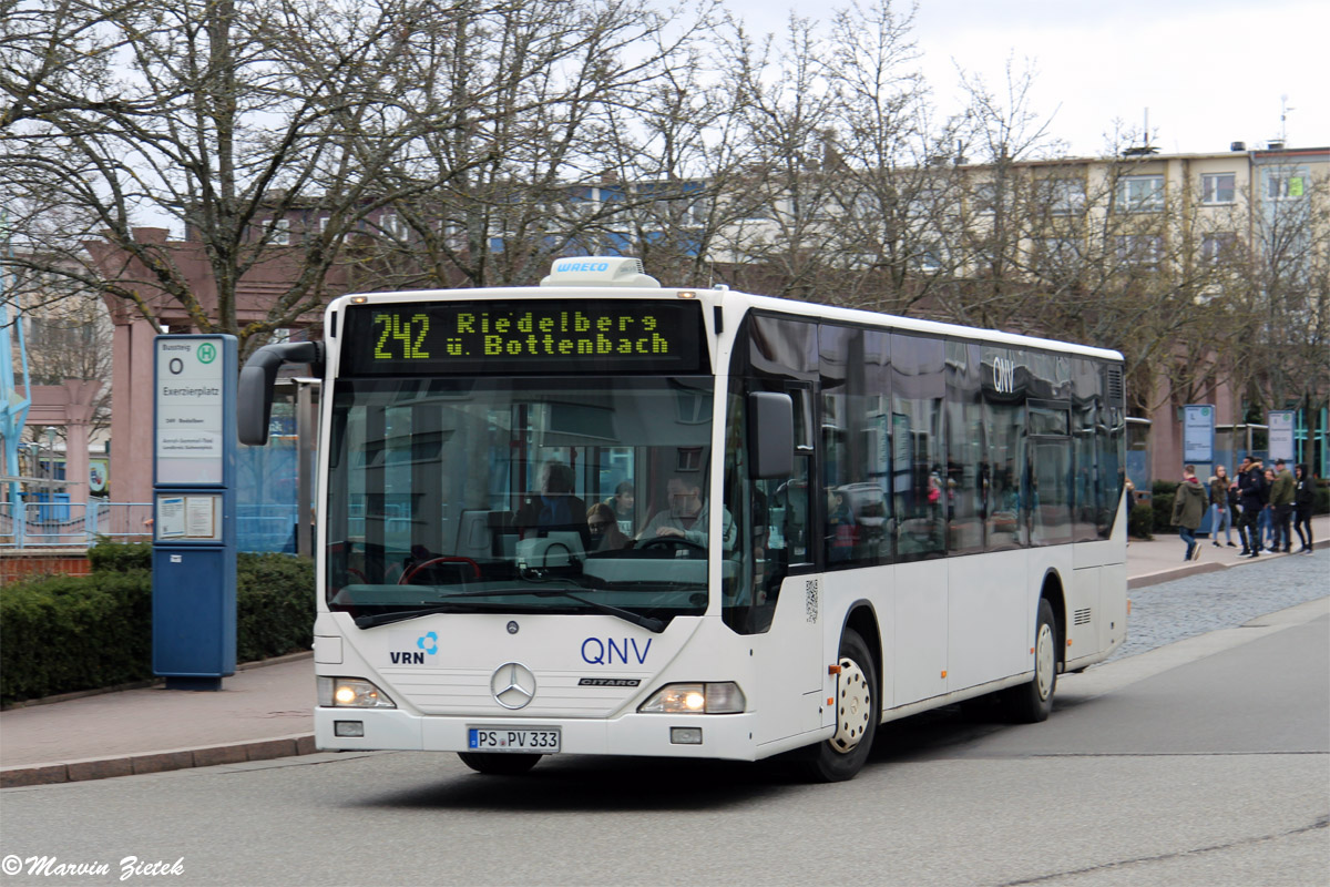 Germany, Mercedes-Benz O530 Citaro # PS-PV 333