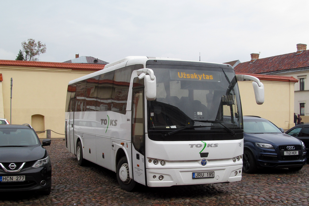 Lithuania, Temsa MD9 # 18