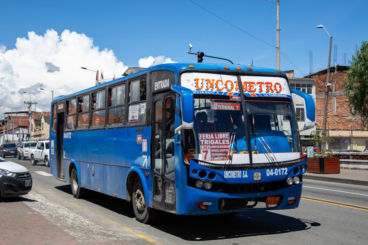 Ecuador, Busscar # 04-0172
