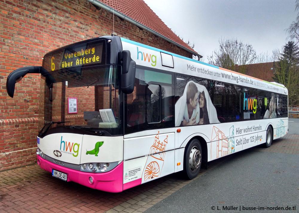 Germany, Solaris Urbino III 12 # 48
