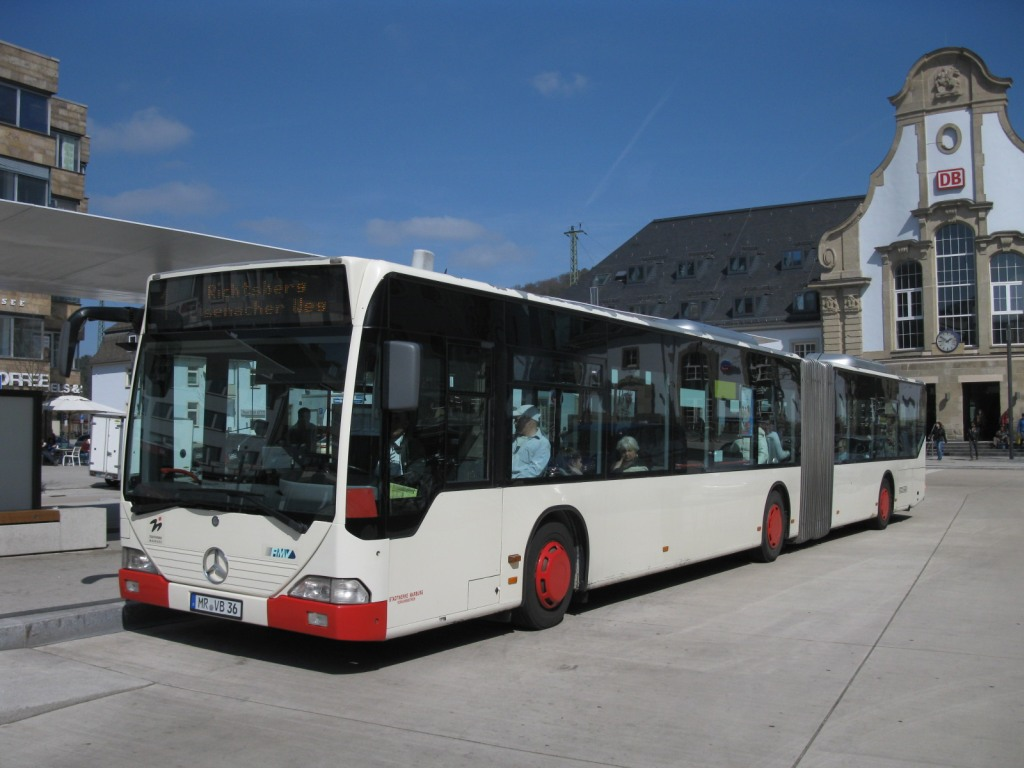 Germany, Mercedes-Benz O530 Citaro G # 36